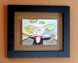 Lily Pads, 6x4 SOLD
