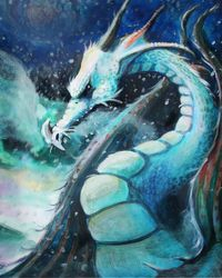 Winter Dragon