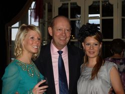 Sophie, Nigel and Emily