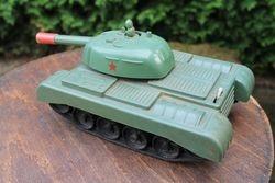 Tarybinis tankas. Kaina 38
