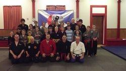 Scottish Fighting Arts Society 2nd Birthday - Kids Seminar (February 2013)