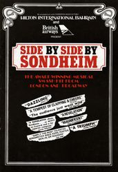 Side by Side By Sondheim 1984