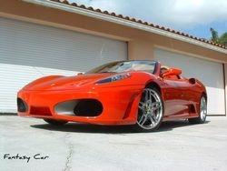 Thomas -------2008 Ferrari spyder