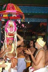 shri Maha Meru samprokshan kalasa Aarathana