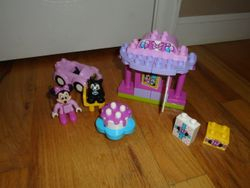 LEGO DUPLO Disney Minnie Mouse's Birthday Party 10873 - $12