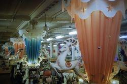 DIC Store Christmas display 1955