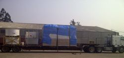 Cama baja para carga pesada
