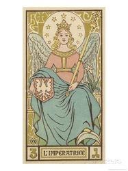 Empress/Tarot