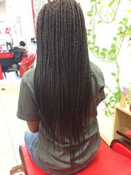 Long Luxury Box Braids