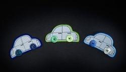 Heijastavat Autot, Reflective car