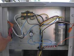 A/C Electrical for Condensors