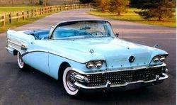 27. 58 Buick CENTURY