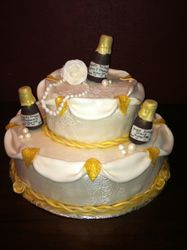 champayne cake
