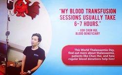 Singapore Red Cross Society - World Thalassaemia Day 2019 Article