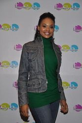 Demetria McKinney at Fashion&Style Honors