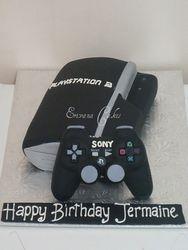 PlayStation Cake (SP181)