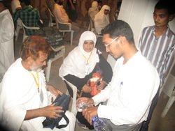 HAJ CAMP 2011