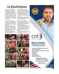 CNT SERVICES  (The Society Page en Espanol)