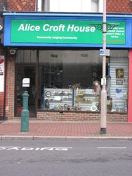 Alice Croft House Charity Shop