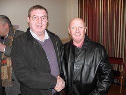 Derek Collins, Eddie Riley