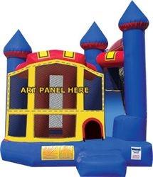 Backyard Castle Module $170.00+ tax