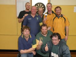 Wednesday Div 1A  Champions