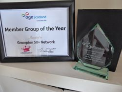 Age Scotland Award