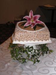 Grooms cake #2
