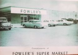 Fowlers Super Market, Hempstead