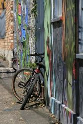 Bike n Graffiti