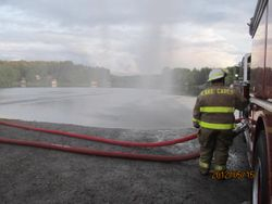 Training with New Tanker