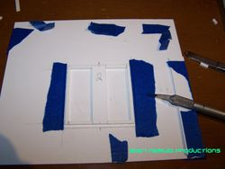 Building the Light Panel Covers - 1