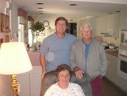 Mom, Dad and Scott