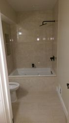 Bathroom finished