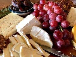 Cheese & Grape Garlands
