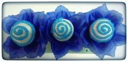 Groovy Flower Cake Pops