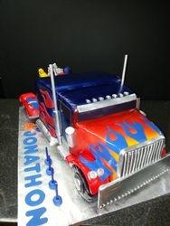 Transformer Cake