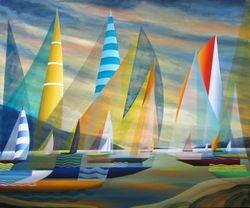 Magic Hour Sailing