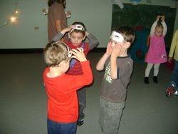 Nathan, Adrian & Cameron
