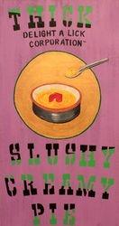 """Thick Slushy Creamy Pie""-Title"