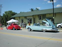 2012 Car Show at Depot