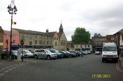 Bury St Edmunds - Cornhill