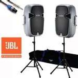 JBL PA Speakers - 16 Available