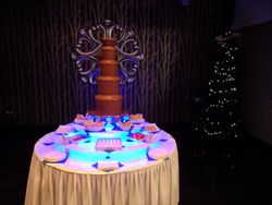 Chocolate fountain Hire Chester