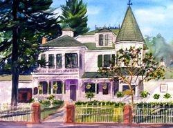Victorian House (Visalia)