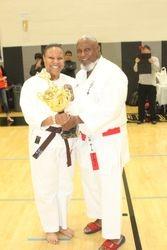 Under Black Belt Adult Grand Champion