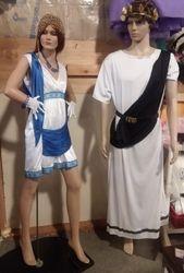 Roman Man & Women