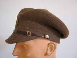 SD cap Soft, The Trench cap £65