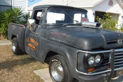 43.  60 Ford  hot rod pickup