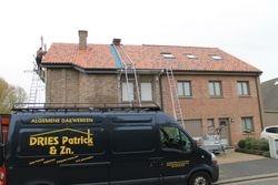 Vlaamse dakpannen
